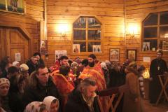 Престольный праздник 16 декабря 2012